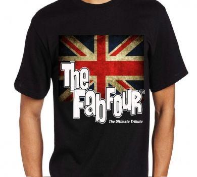 Union Jack Grunge Shirt